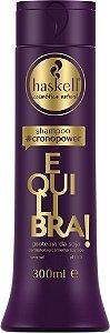 Shampoo Cronopower Equilibra! Haskell - Shampoo de Limpeza - 300ml