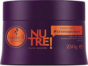 Haskell  Máscara Cronopower Nutre! - Máscara de Nutrição - 250g