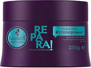 Haskell  Máscara Cronopower Repara! - Máscara de Reparação - 250g