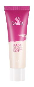 Base Líquida Soft 30g Dailus Color Cor 04. Bege Claro
