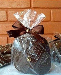 Pão De Mel C/ Chocolate Belga (30 Unidades) - Personalizado