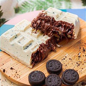 Barra Óreo com Nutella Crocante