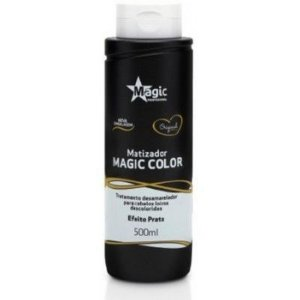 Magic Color Matizador Tradicional Desamarelador Efeito Prata 500ml