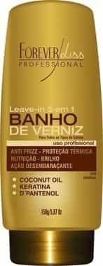Leave In Banho de Verniz 150gr Forever Liss