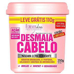 Máscara Ultra Hidratante Desmaia Cabelo Forever Liss 240g