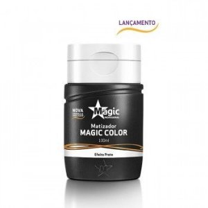 Mini Matizador Magic Color Efeito Prata 100ml