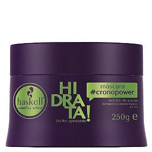 Máscara Hidrata! Haskell Cronopower 250g