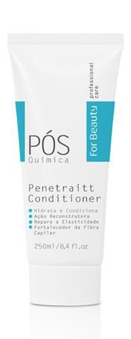 Condicionador Pós Química Penetraitt For Beauty 250ml
