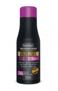 Creme de Matização Anabolizante Colors Blond Platinum 500ml