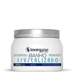 Máscara Banho Crystalizado Morgane Bio Care 500g