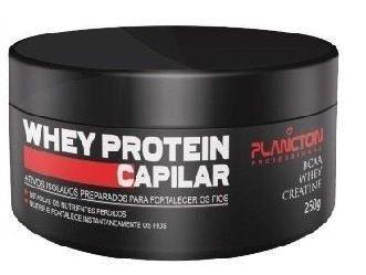 Máscara Whey Protein Capilar Plancton 250g