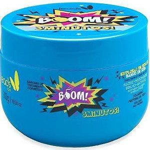 Máscara Boom 3 Minutos Leads Care 300g