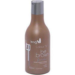 Matizador Leads Care Be Brown fondue Colour Tv 300ml