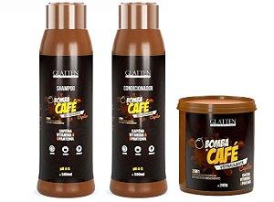Kit Bomba de Café Glatten