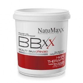 Btox Beauty Balm Xtended Red Natumaxx 1Kg