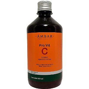 Shampoo Pro Vit C Equilibrio Capilar Ambar 500ml