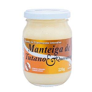 Manteiga Soft Hair Tutano e Queratina 220g