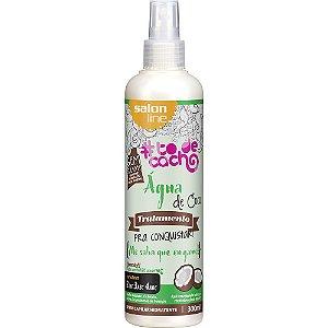 Spray Água De Coco #todecacho Salon Line 300ml