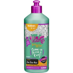 Gel Líquido Day After #todecacho Salon Line 520ml