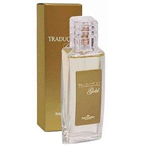 Perfume Feminino Traduções Gold Hinode 100ml
