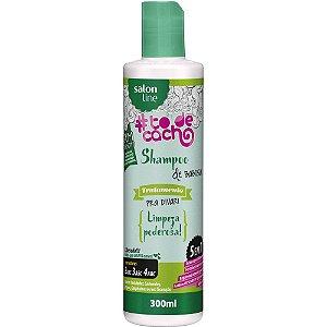 Shampoo de Babosa #todecacho Salon Line 300ml