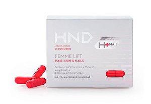 Suplemento HND Femme Lift Hinode 60 Cápsulas