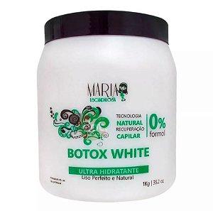 Btox Beautox White Maria Escandalosa Sem Formol 1kg