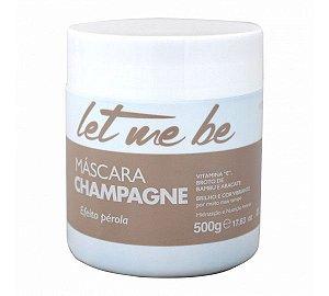 Mascara Matizadora Champanhe Let me Be 500g