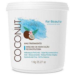 Máscara Coconut For Beauty 1Kg