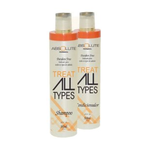 Kit absolute All Type Home Care Absolute Cosméticos