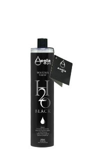 Escova Progressiva Aegla H2O Black Sem fumaça em Gel 300ml