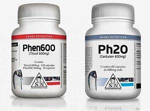 Ph20 e Phen600 da Snake Nutriton