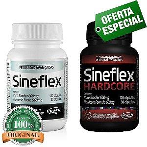Sineflex e Sineflex Hardcore - Combo Super Sineflex