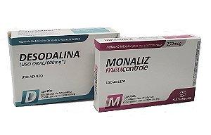 Comprar Desodalina e Monaliz Meu Controle - Combo para Emagrecer e Tirar a Fome!