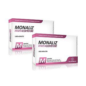 Monaliz - Meu Controle - Combo com 2 caixas