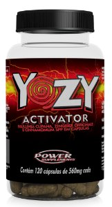 Yozy Activator da Power Supplements