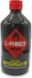 L-Carnitina L-Phinex da Power Supplements