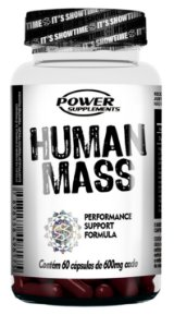 Suplemento Human Mass da Power Supplements