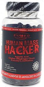 Human Mass Hacker da Power Supplements - 2 FRASCOS EM OFERTA (240 Caps)