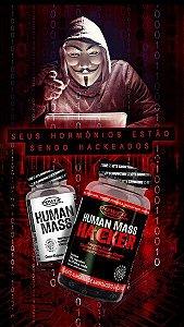 Combo Massa Magra Promocional: Human Mass + Human Mass Hacker