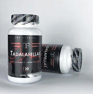 2 Potes de Tadalafellas - 120 Cápsulas de 450mg (Totalizando de 240 Cápsulas)