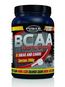 BCAA 100% Pure - Power Supplements