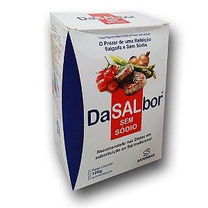 DaSALbor (Sal sem Sódio) - Sanibras