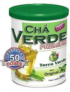 Chá Verde Premium em pó – Terra Verde