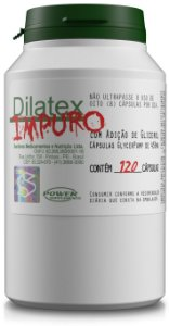Dilatex Impuro com Glicerol da Power Supplements