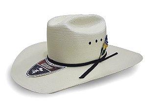 Chapéu country eldorado 10X Shantung  Cattleman Ropers