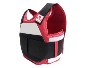 Colete  Proteção,Salva - Vidas Vermelho (Bullfighter)