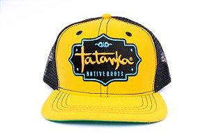 Boné Tatanka Original Amarelo