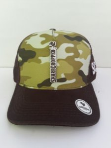 Boné Share Cropper trucker  Original Camuflado