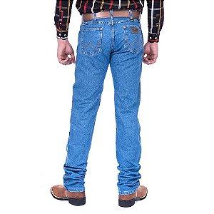 Calça Jeans Masculina Wrangler Azul Claro Cowboy Cut 13MWZ Original
